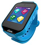 Cefa Toys- Clan Smartwatch, Color Azul, Talla única (109)