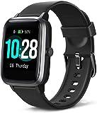 Blackview Smartwatch, Relojes Inteligentes Hombre - Reloj Digital Monitor de Sueño, Reloj Deportivo Hombre Pulsometro, Pulsera Actividad Inteligente Caloría, Reloj Inteligente Mujer para Android e iOS