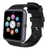 Willful Smartwatch, Reloj Inteligente Android con Ranura para Tarjeta SIM,Pulsera Actividad...