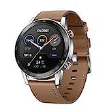HONOR Magic Watch 2 (46mm) - Smartwatch Flax, Marrón