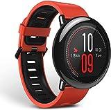 Amazfit Pace Reloj Deportivo con GPS, Rojo