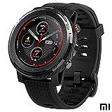 Xiaomi Amazfit Stratos 3 Smartwatch Fitness | 19 Modos Deportivos| 3 Modos GPS | 70 días Batería (Ahorro) | Sensor BioTracker | Notificaciones Inteligentes | GPS Globass Beidou & Galileo(Profesional)