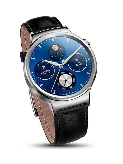 Huawei Watch, Un diseño Atractivo