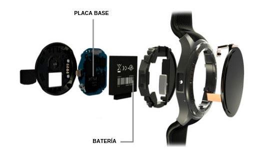 piezas reloj inteligente