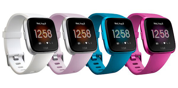 colores fitbit versa