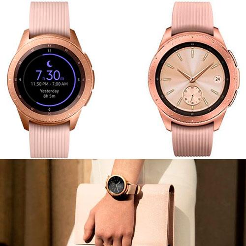 smartwatch samsung mujer