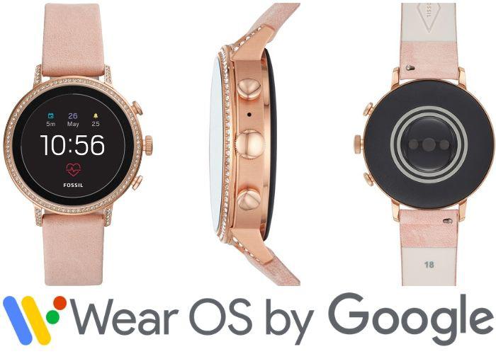 smartwatch fossil gen 4