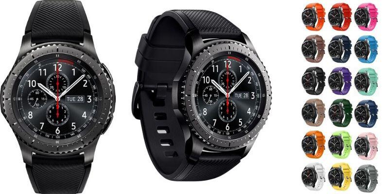 smartwatch samsung hombre