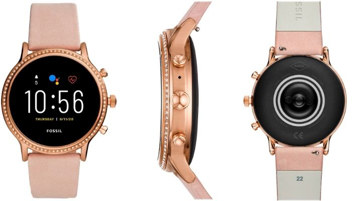 fossil mujer smartwatch ftw 6054
