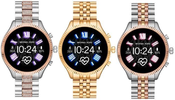 reloj michael kors digital mujer