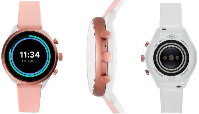 reloj fossil smartwatch
