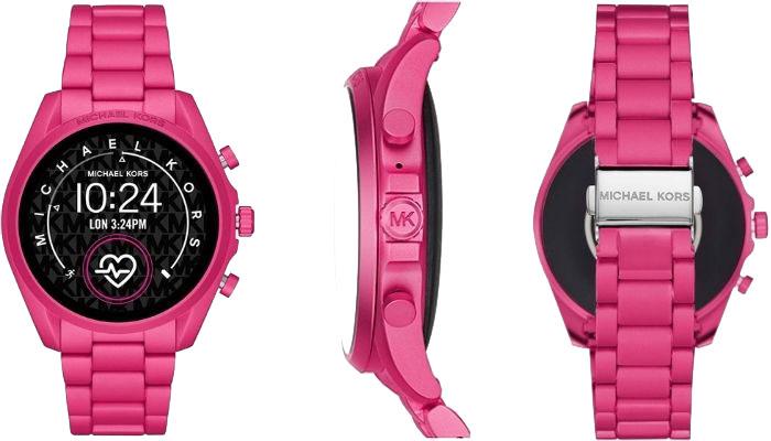 reloj rosa Michael Kors