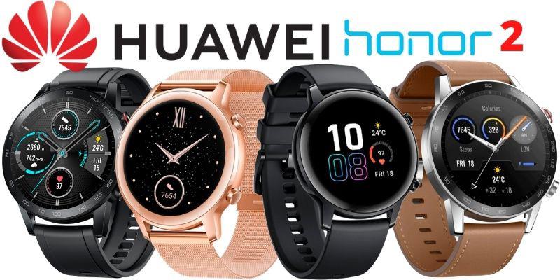 smartwatch huawei honor 2