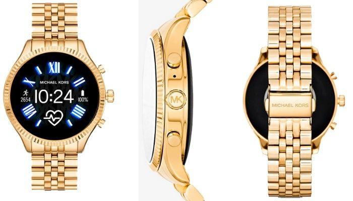 smartwatch michael kors mkt 5078