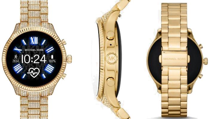 smartwatch michael kors mkt 5082