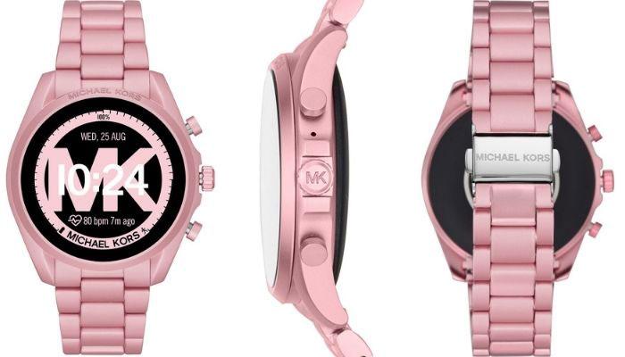 smartwatch michael kors mkt 5098