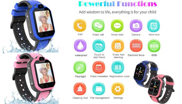 reloj con tarjeta sim para niños