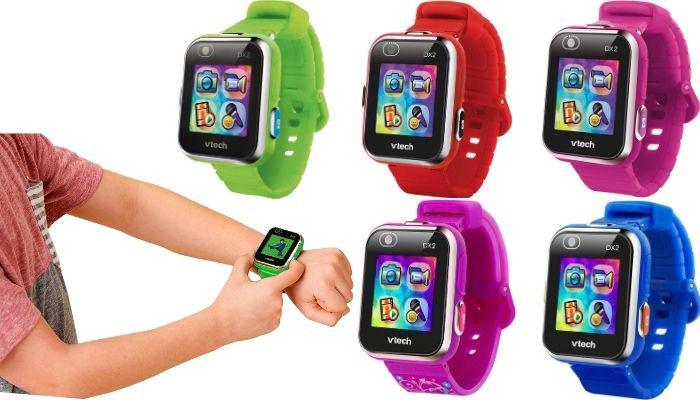 reloj niños vtech