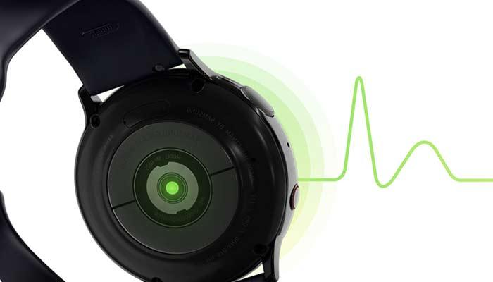 sensores watch active 2