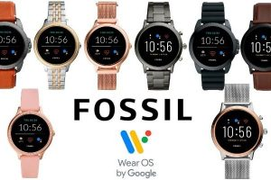 SMARTWATCH FOSSIL