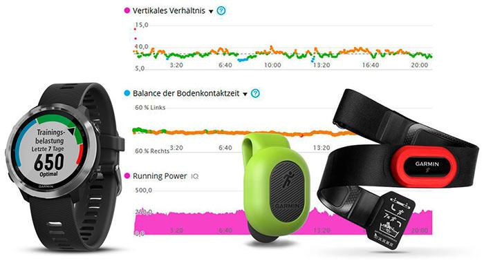 sensores reloj deportivo