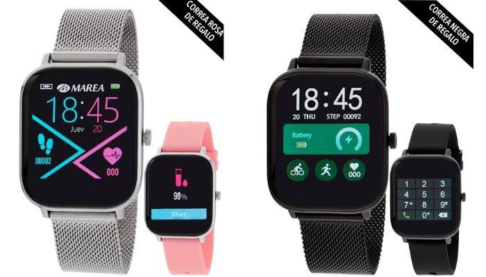 smartwatch marea b58006