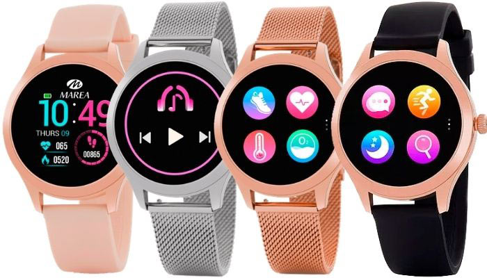 smartwatch marea mujer b59005